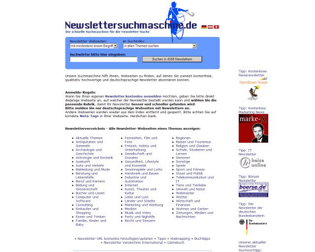 Adult Suchmaschinen und Verzeichnisse